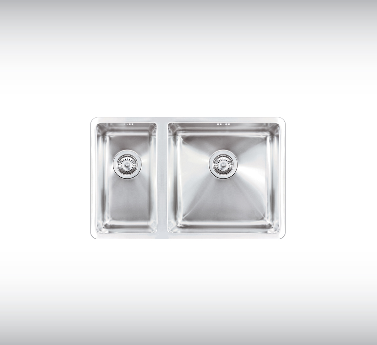 Stainless Steel Sink GINO-615R