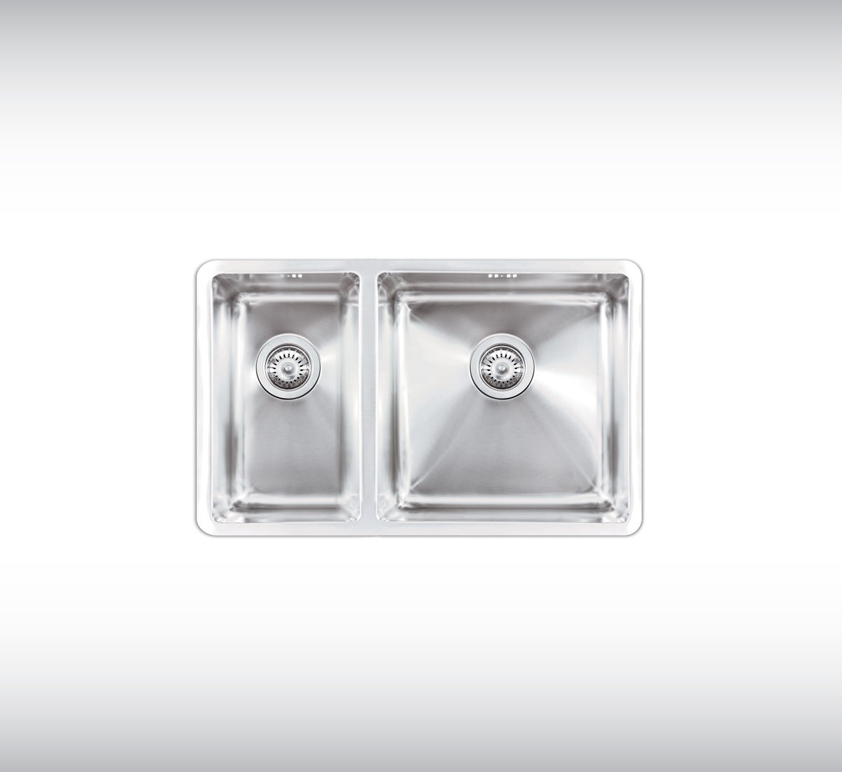 Stainless Steel Sink GINO-660R