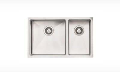 stainless steel sink UBDH-735L