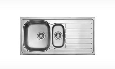 stainless steel sink VEDA-150S