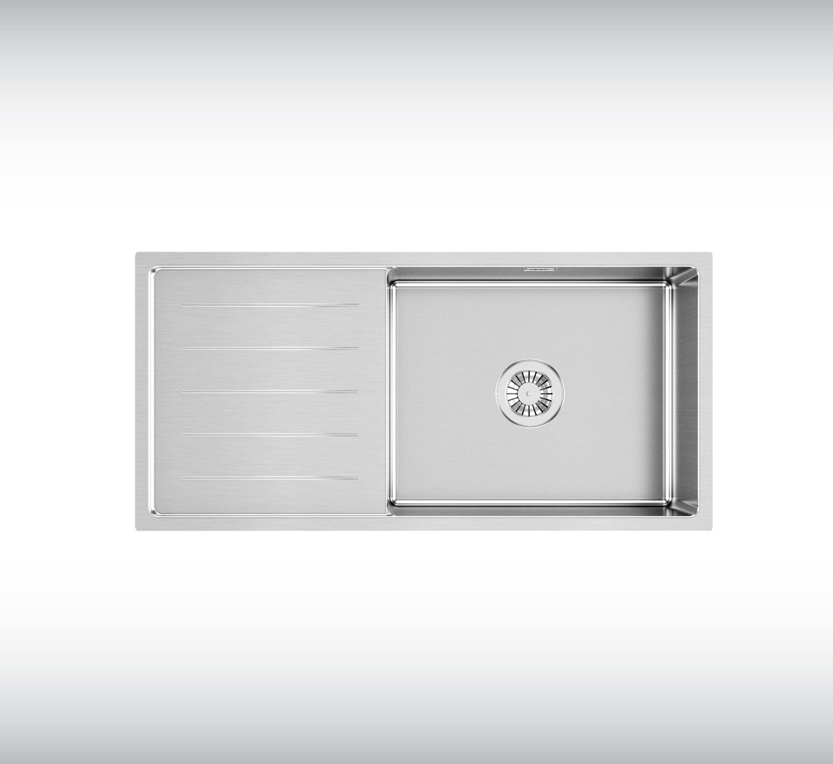 stainless steel sink UBSH-930DL